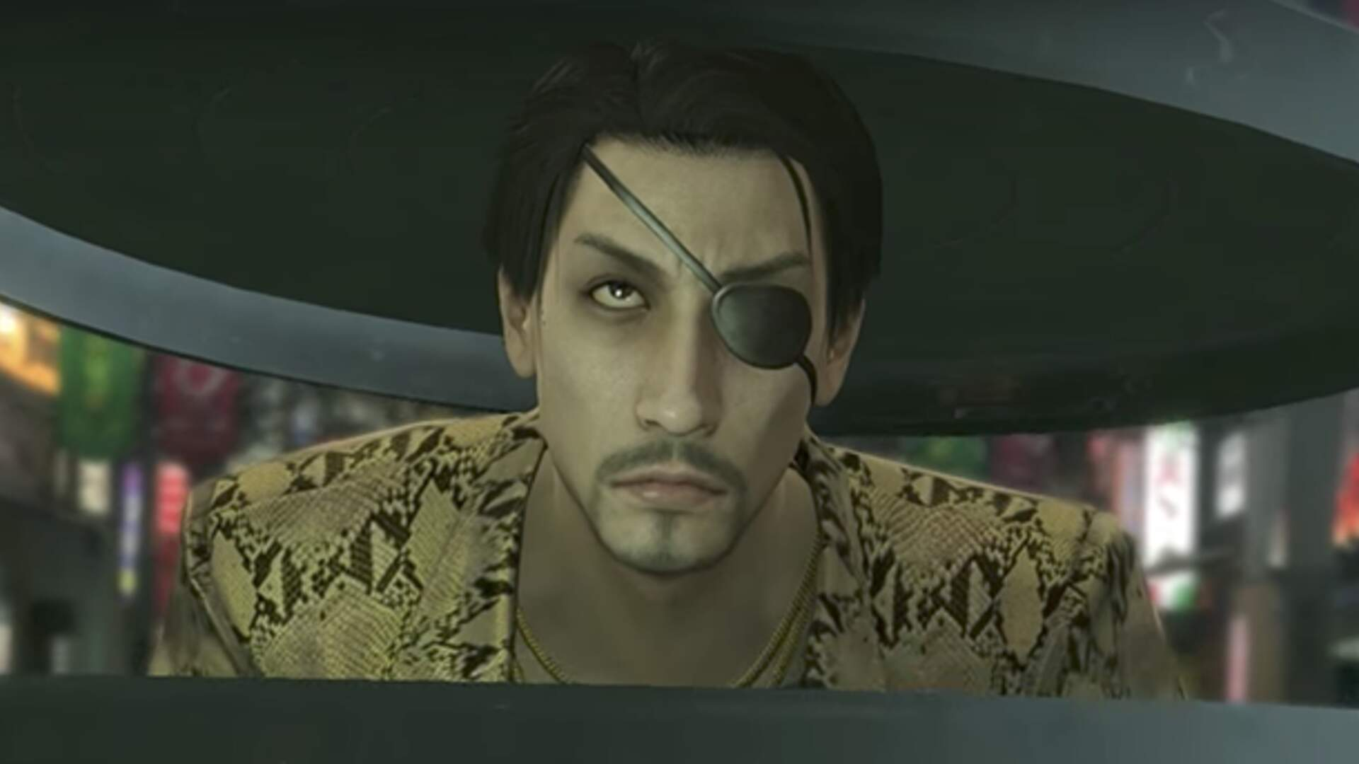 Majima Will Pop Up Where You Least Expect Him in Yakuza Kiwami