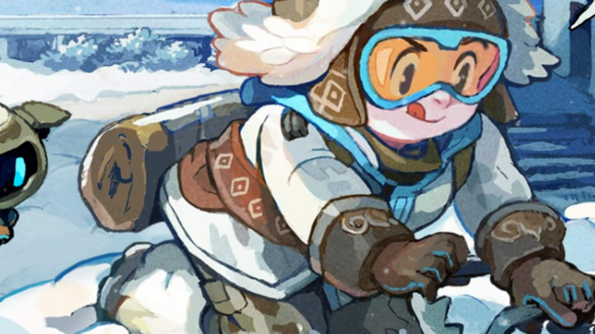 Mei is the Deadliest Winston Hunter In This Adorable Overwatch Comic