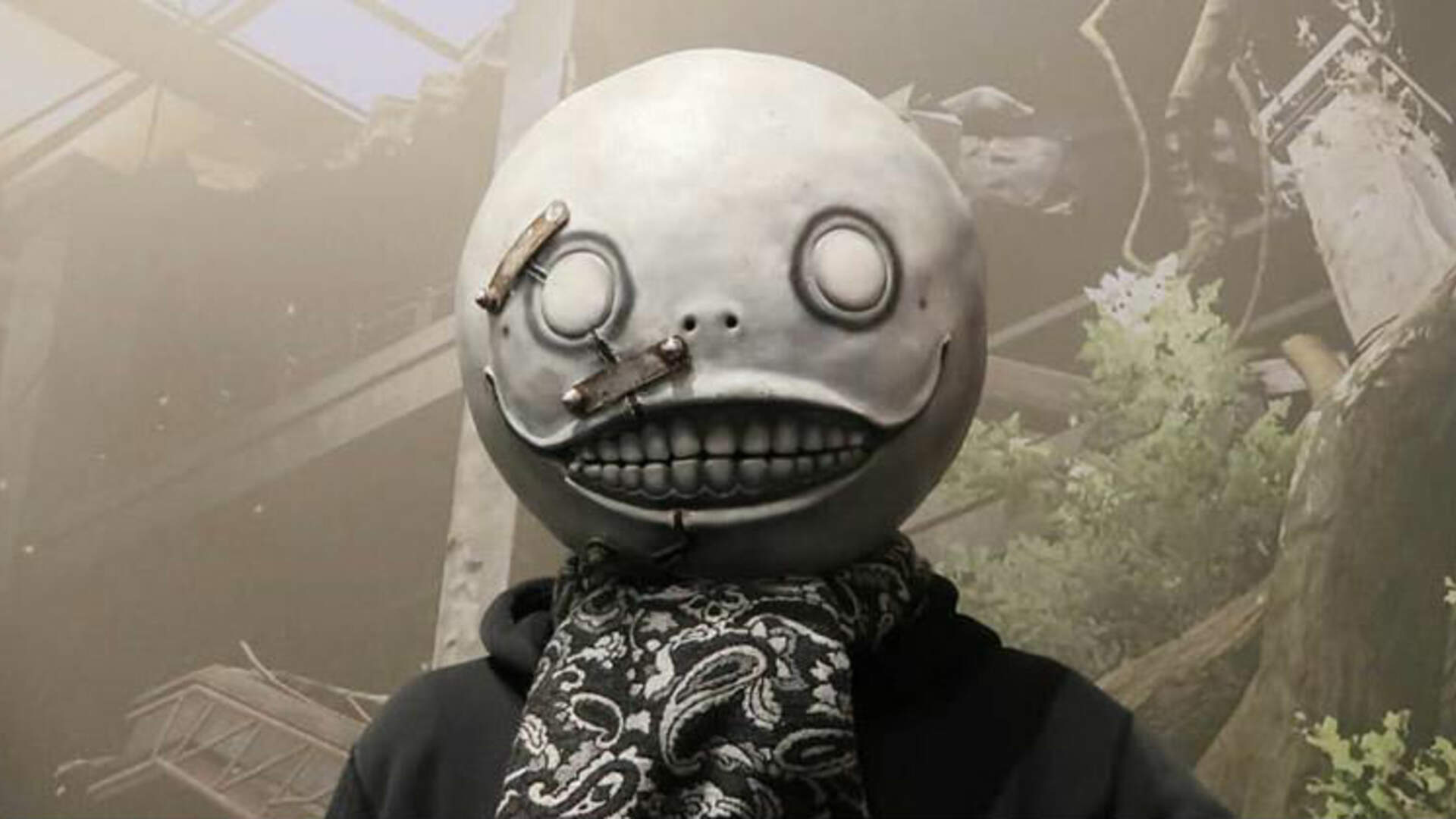 "Yoko Taro Felt ""Trapped"" By Big Releases Like Final Fantasy XV, Loves the Game Anyways"