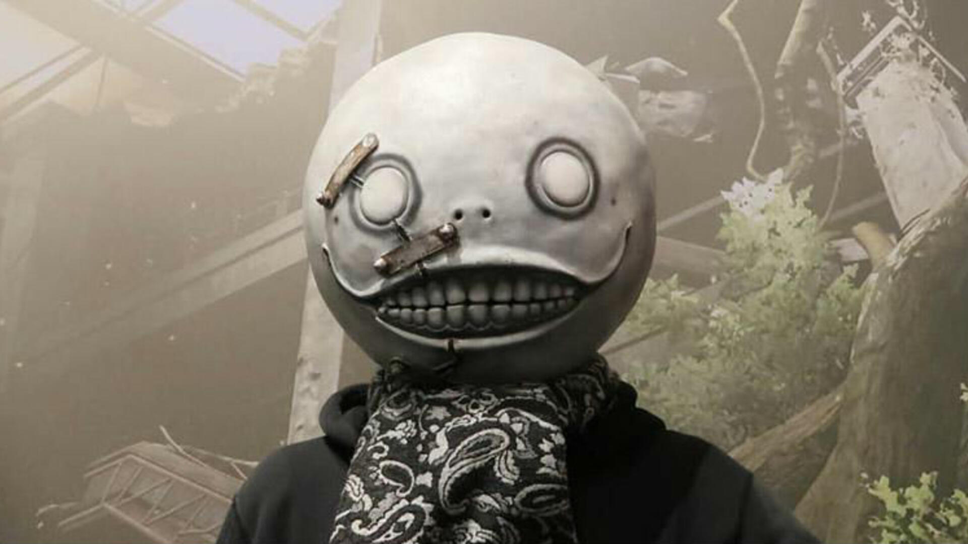 """Yoko Taro Felt """"Trapped"""" By Big Releases Like Final Fantasy XV, Loves the Game Anyways"""