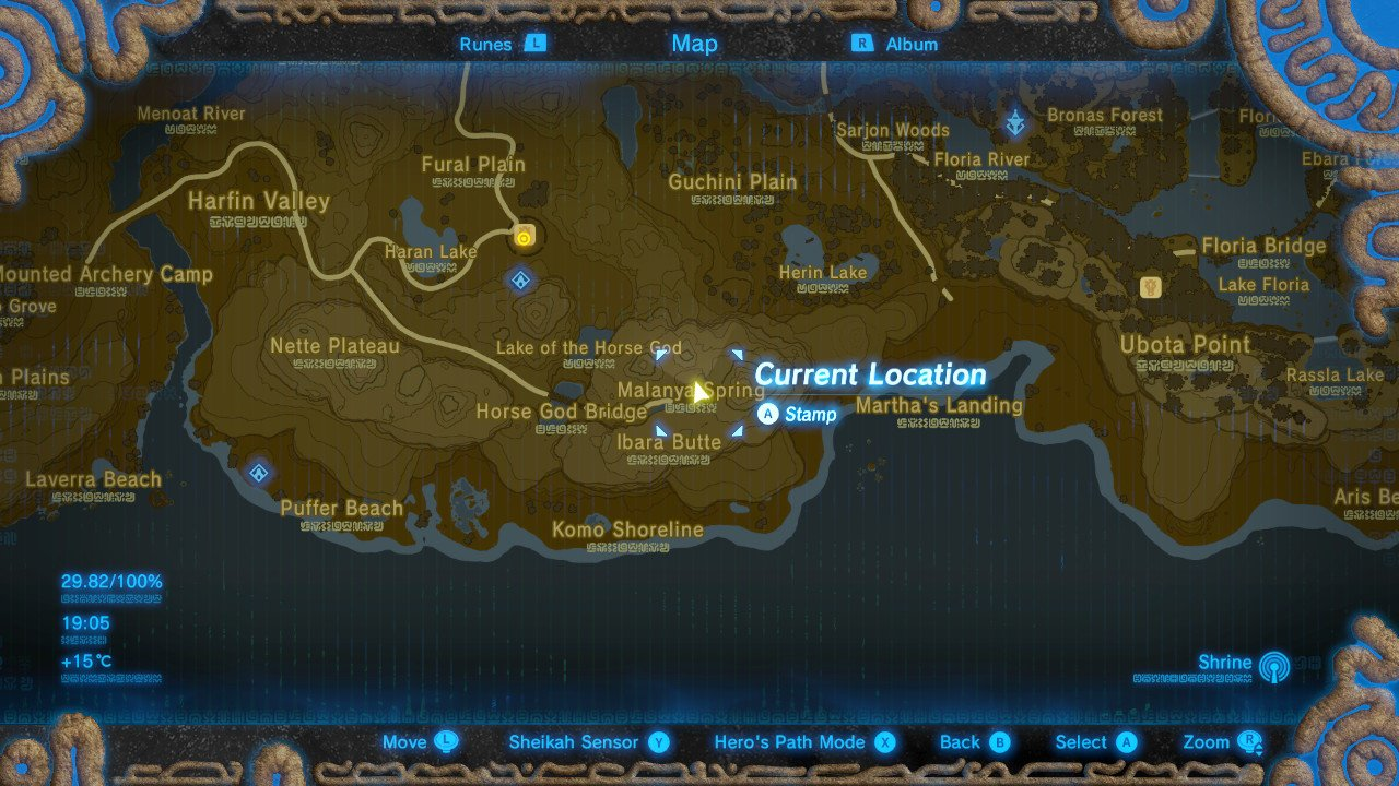 Zelda Breath of the Wild Ancient Horse Armor Where to Find the