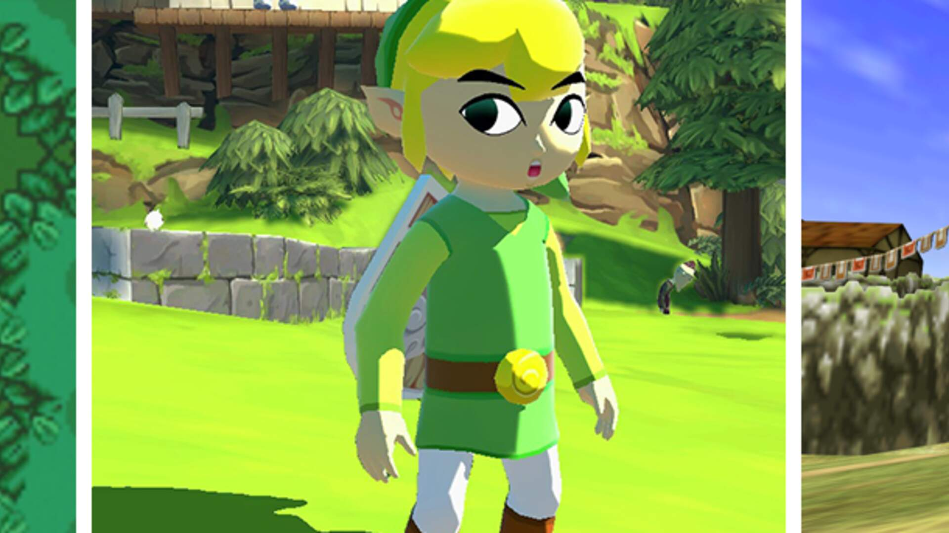 Which Legend of Zelda Should You Play First?