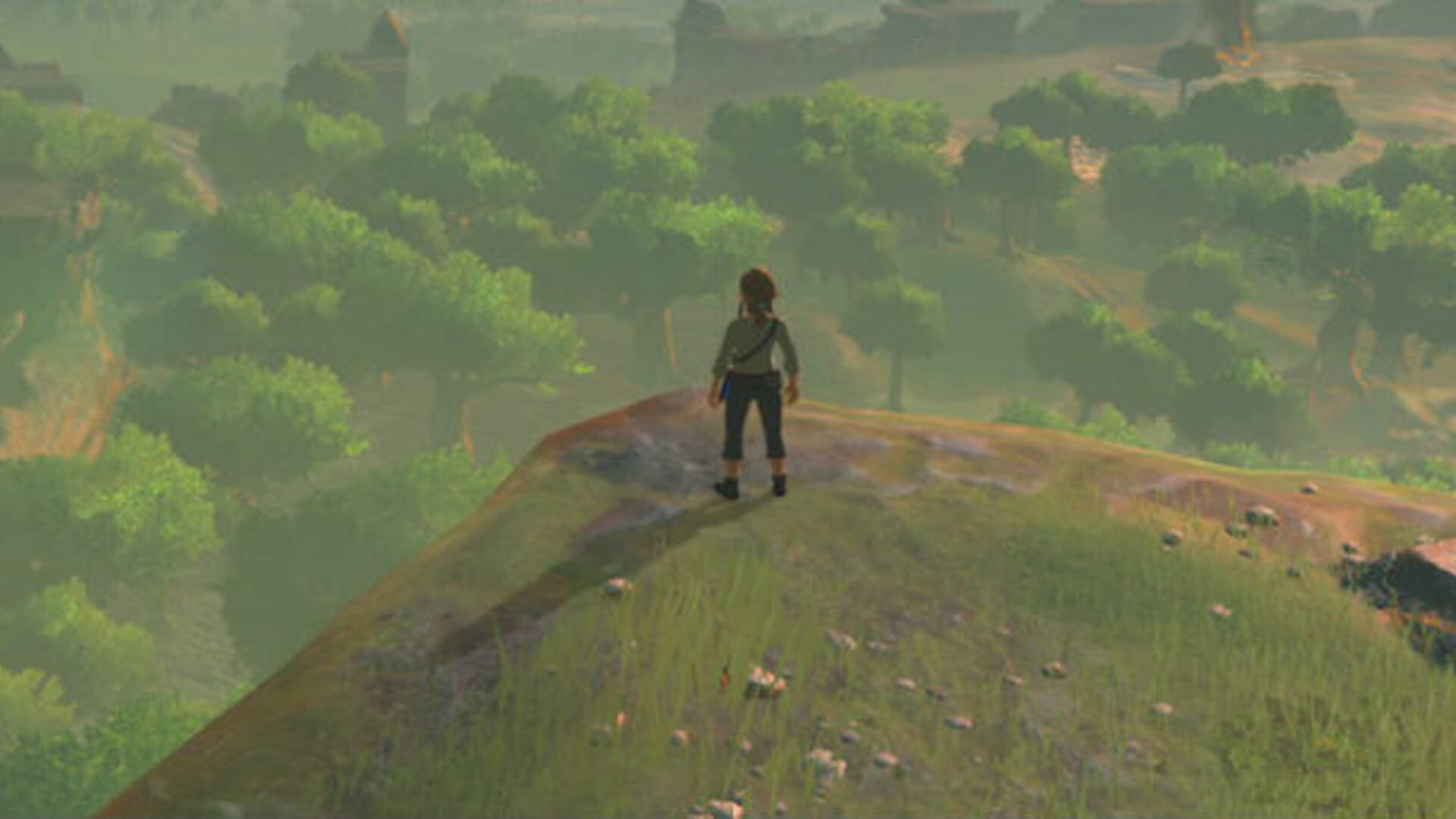 The Legend of Zelda: Breath of the Wild May Be a Switch Launch Title After All [Report]