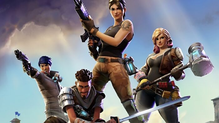 Fortnite Battle Royale Best Guns And Other Weapons