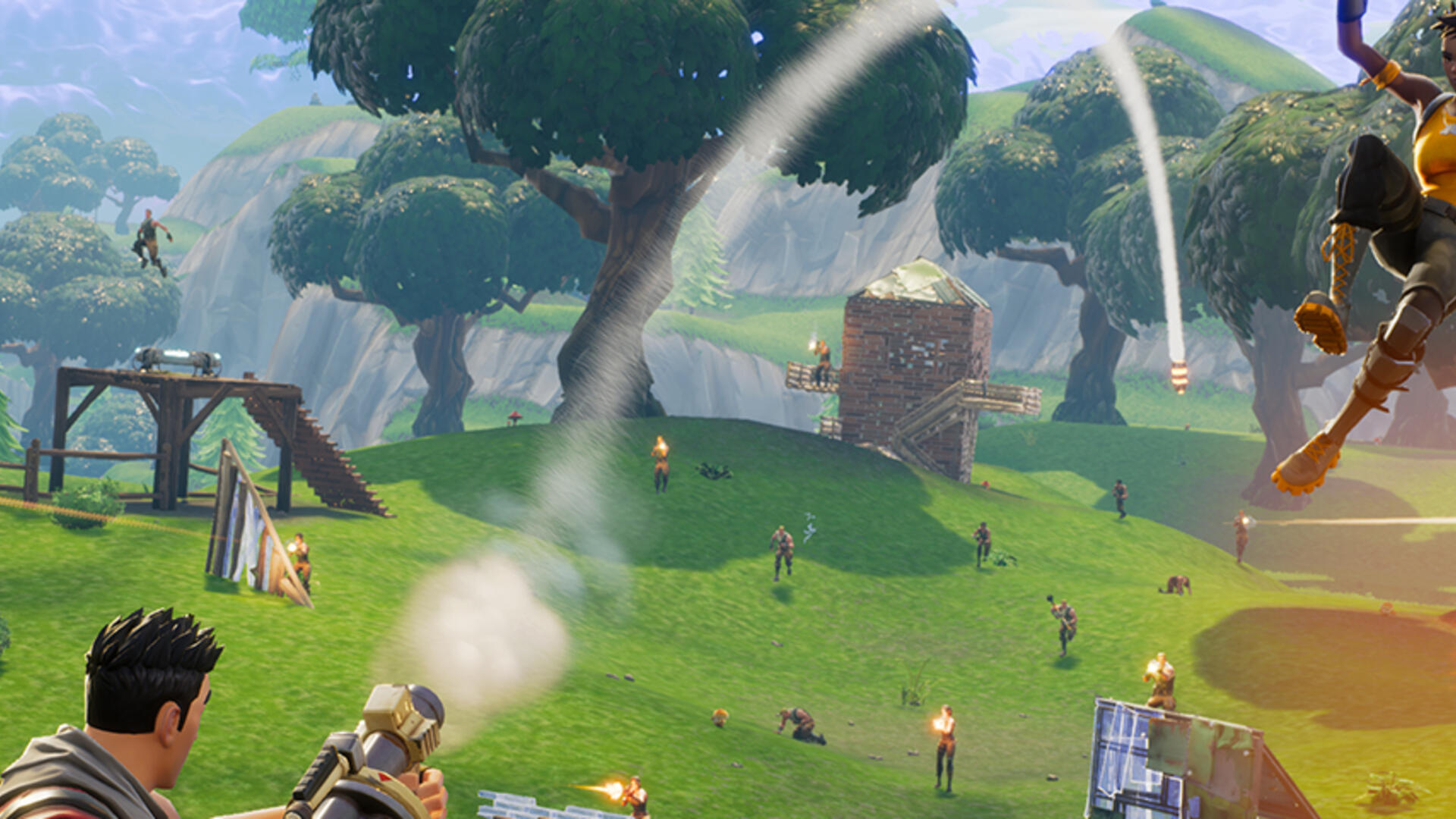 Sources: There are No Current Plans to Bring Fortnite Battle Royale to the Switch