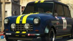 GTA 5 Online's New Vespucci Job Mode Looks Like a Fun Take on 'The Italian Job'