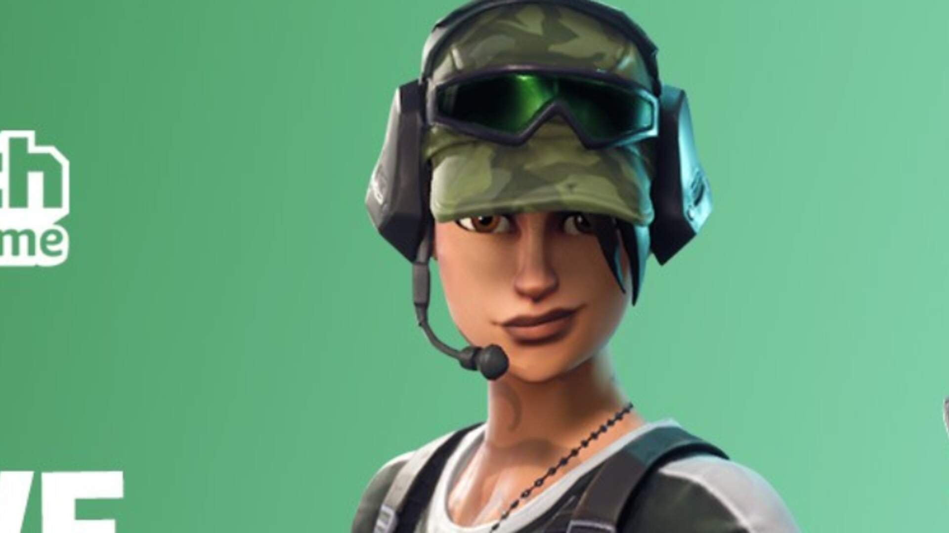How To Claim The Free Fortnite Twitch Prime Pack 2 Loot And Skin Usgamer