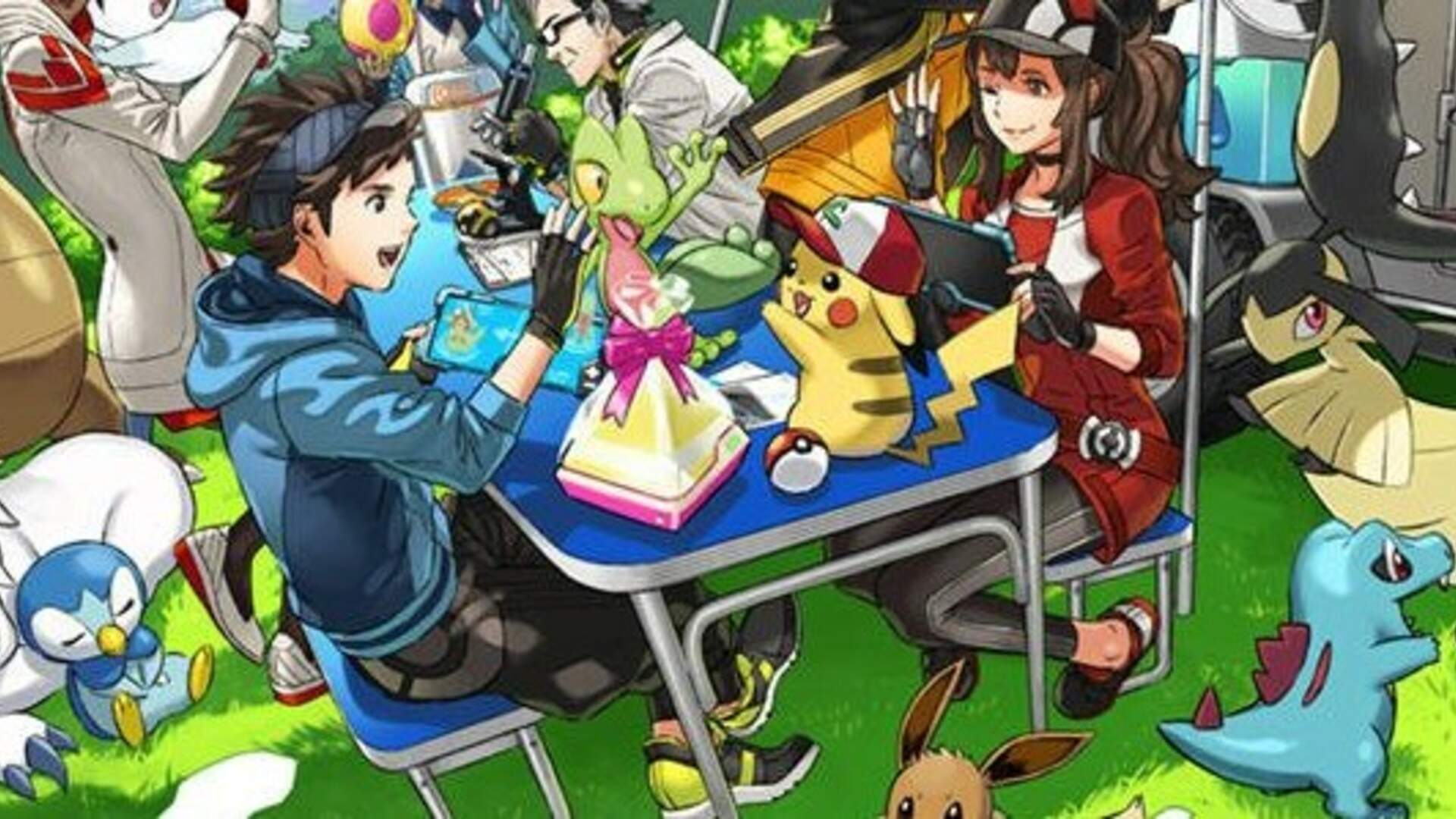 Pokemon Go Gen 4 Teased as Chimchar, Piplup and Turtwig Appear in Promo Art