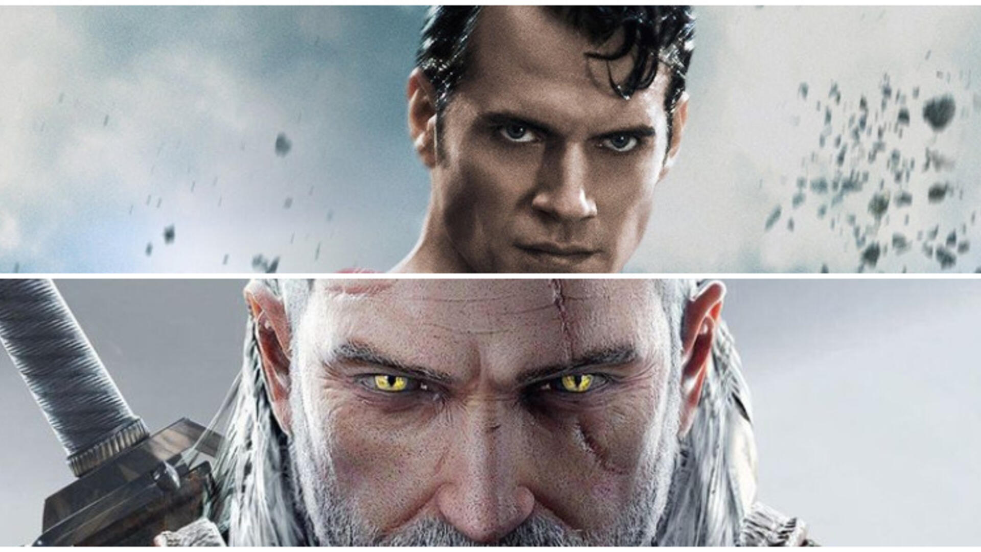 Superman Actor Henry Cavill Would Like to Play Geralt in Netflix's Witcher Show