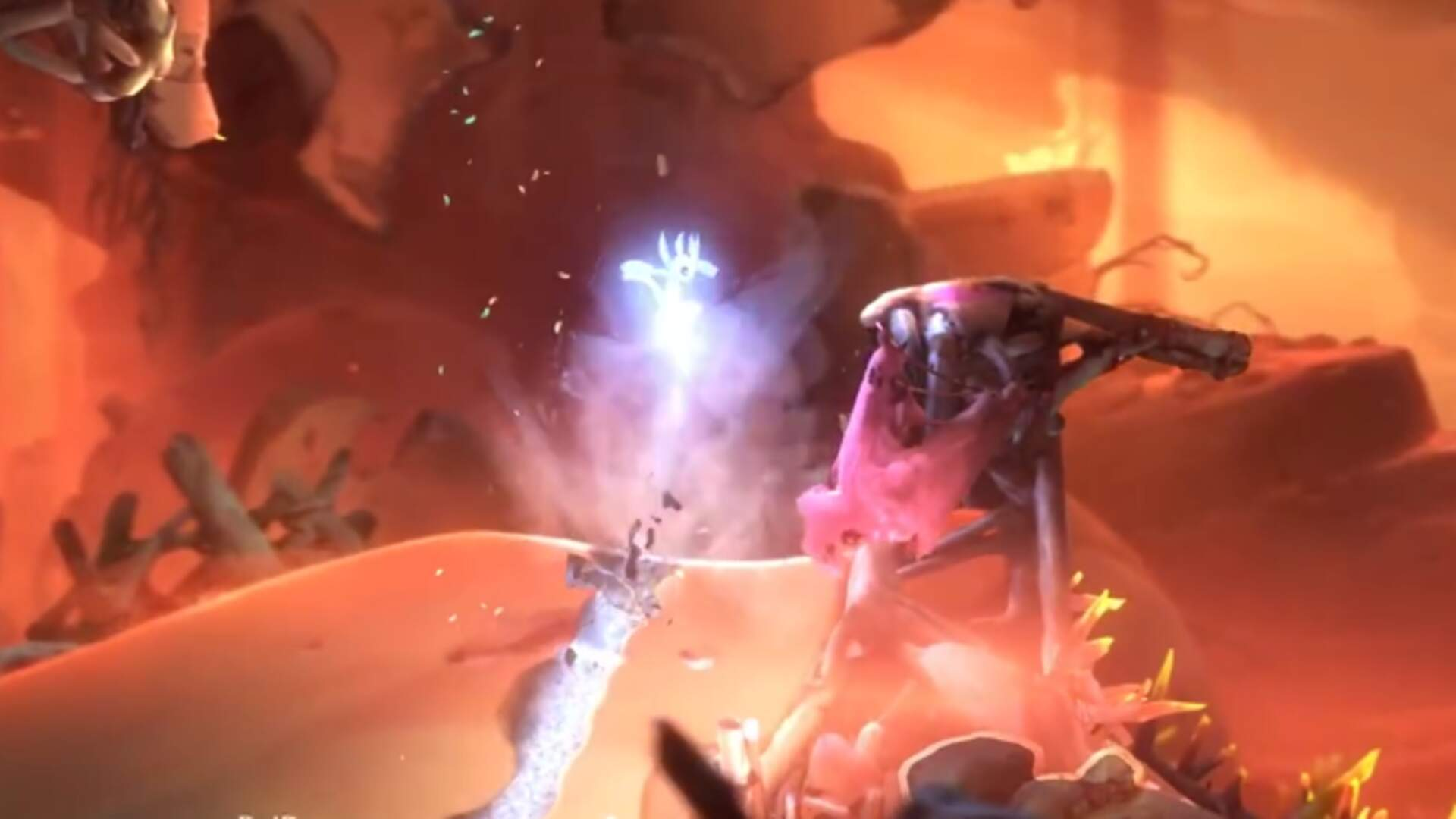 Ori and the Will of the Wisps Gets a Competitive Time Trial Mode Called Spirit Trials