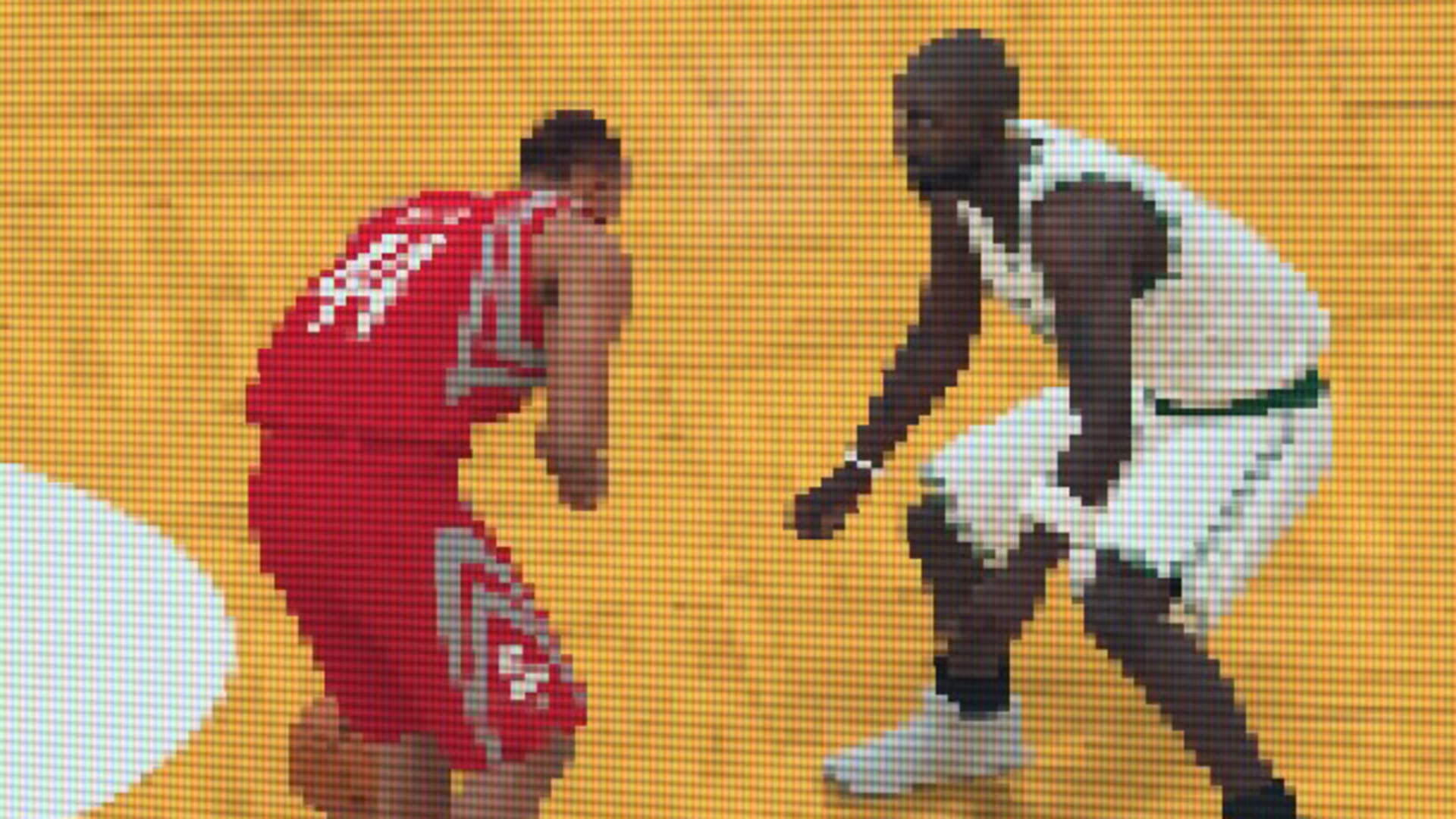 NBA 2K19 Has a Novel Way of Paying Tribute to the 2008 Celtics and Yao Ming: A Retro Arcade Game