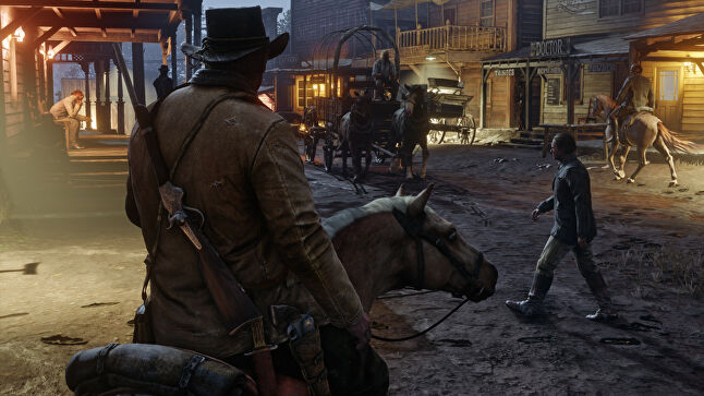 Red Dead Redemption 2 will be a major product for 2018