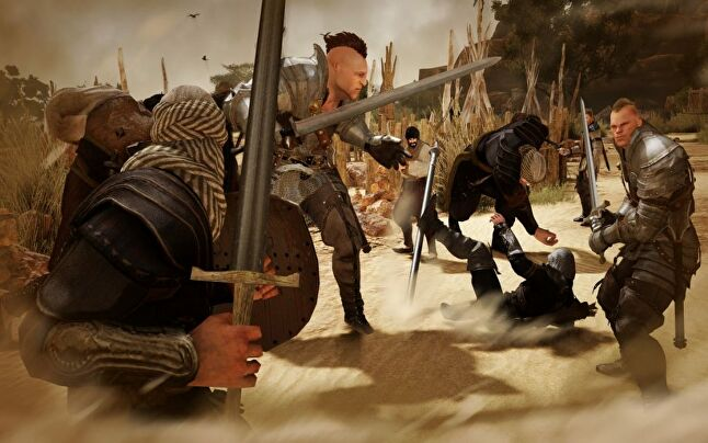 The scale of Black Desert Online's global success took Kakao by surprise