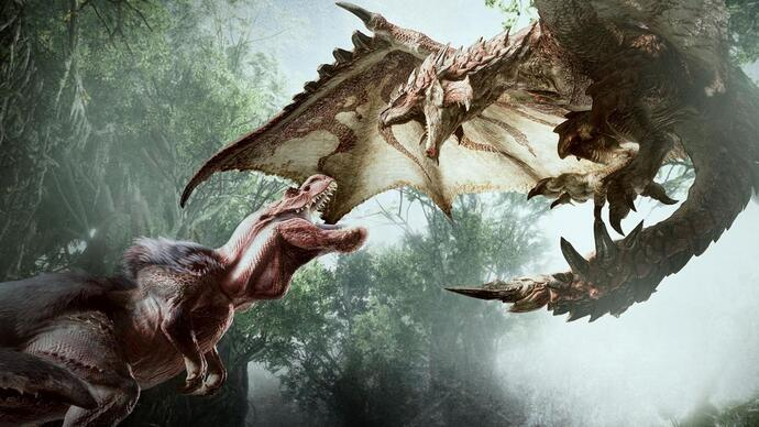 "Capcom confirms ""autumn 2018"" release for Monster Hunter World on PC"