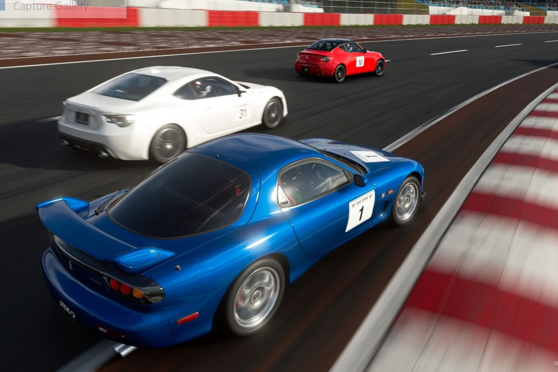 Gran Turismo Sport's update brings back the game you thought