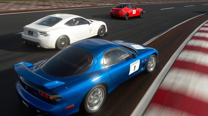 Gran Turismo Sport's update brings back the game you thought youwanted