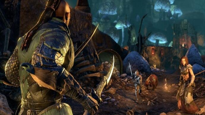 The Elder Scrolls Online: Details zum Dragon-Bones-DLC und Update 17