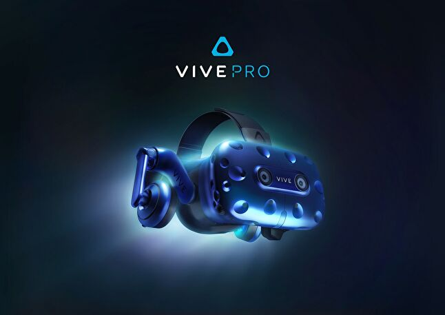 Vive Pro is targeting the high end of the high-end VR market.