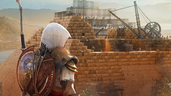 Assassin's Creed Origins' first expansion arrives thismonth