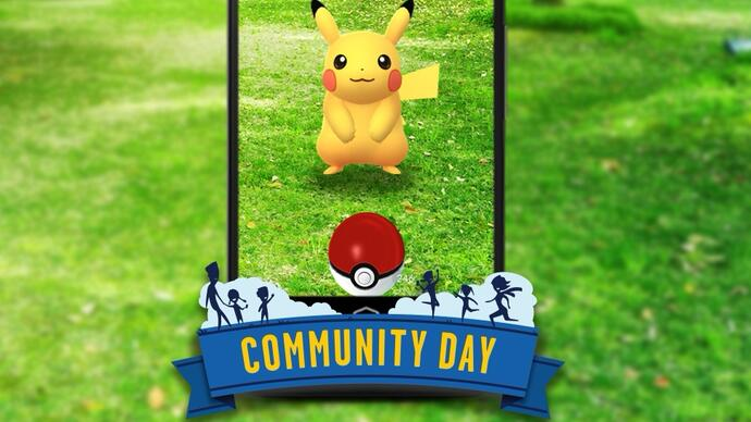 Niantic launches regular Pokémon Go Community Days to bring local Trainers together