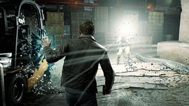 Remedy can't stop time like the protagonist of Quantum Break, so it has to adapt to the market's changes