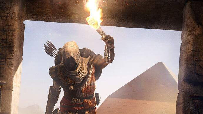 Assassin's Creed Origins patch lands tomorrow, adds new quest and mapregions
