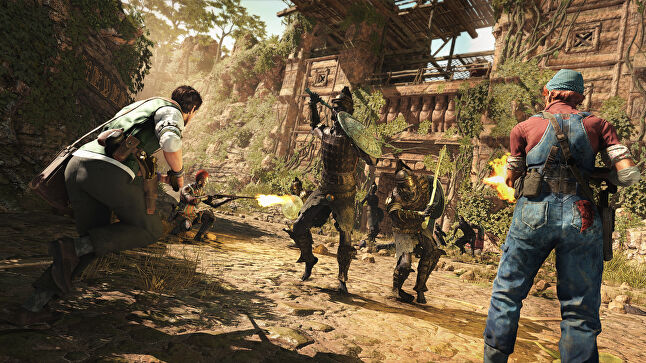 The former Radiant Worlds team is already helping with the development of Strange Brigade but it will also contribute to Sniper Elite and Battlezone
