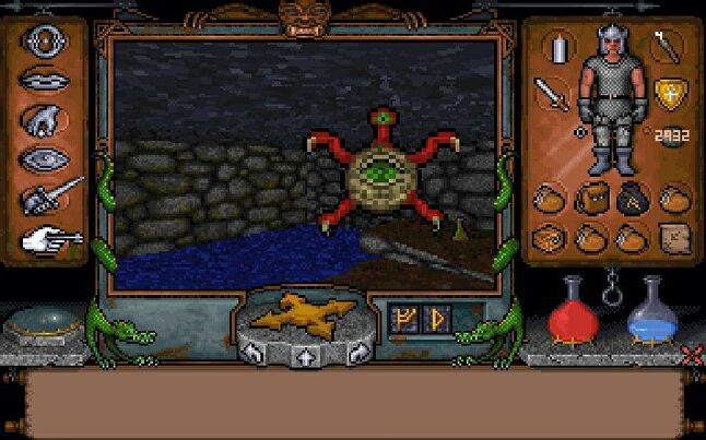 Ultima Underworld's 3D world was hugely innovative, though not often imitated.