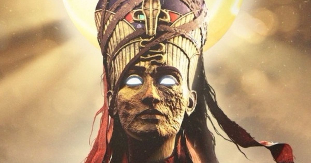 Assassin's Creed Origins Egyptian Mummy Expansion Arrives