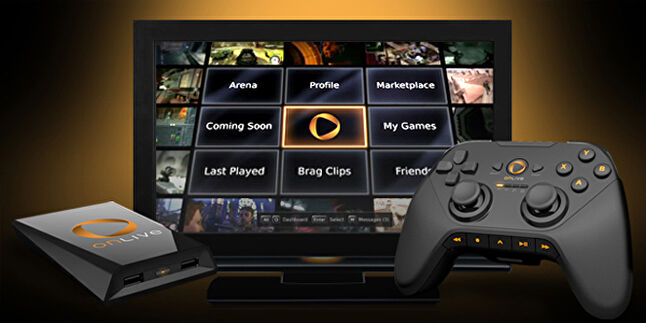 Onlive was the first attempt at an on-demand games service. Its failure was well-documented, and yet more firms try to carry on its work