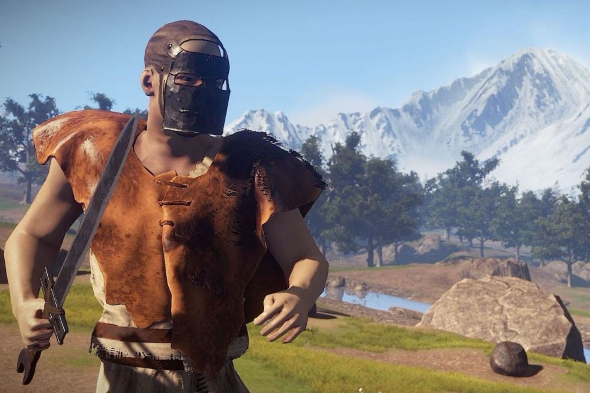 Rust Is Leaving Early Access Next Month After Four Years In