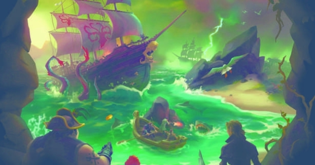 Sea Of Thieves Quot Too Early Quot Bug Blocks Pre Order Customers
