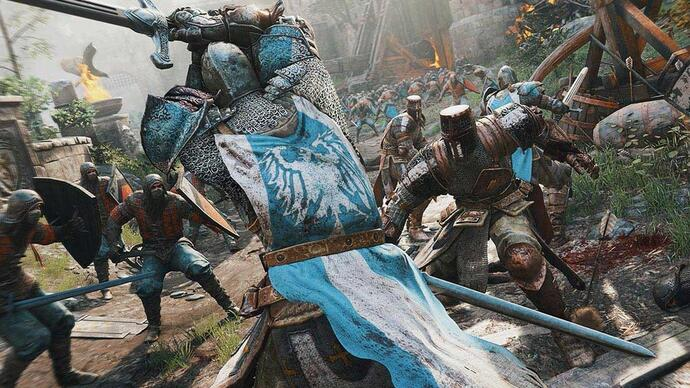 For Honor's Season Five launches next month, introduces long-awaited dedicatedservers