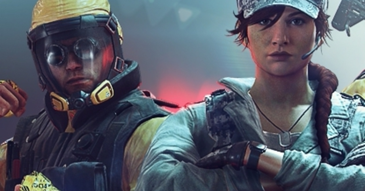 Rainbow Six Siege players unhappy at timed-event with paid-only cosmetic  packs • Eurogamer.net