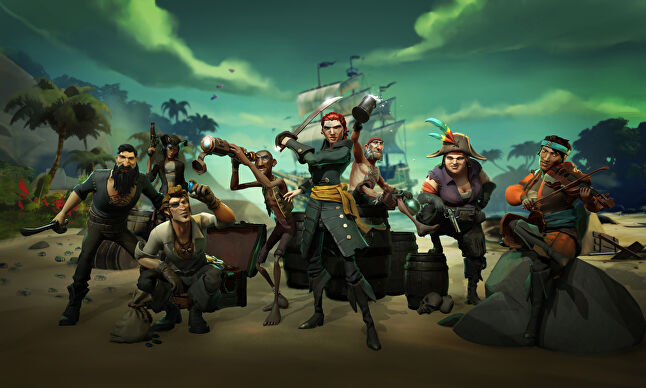 Sea of Thieves' beta is only open to those who pre-ordered digitally, which indie retailers take as further proof of Microsoft's lack of support for them