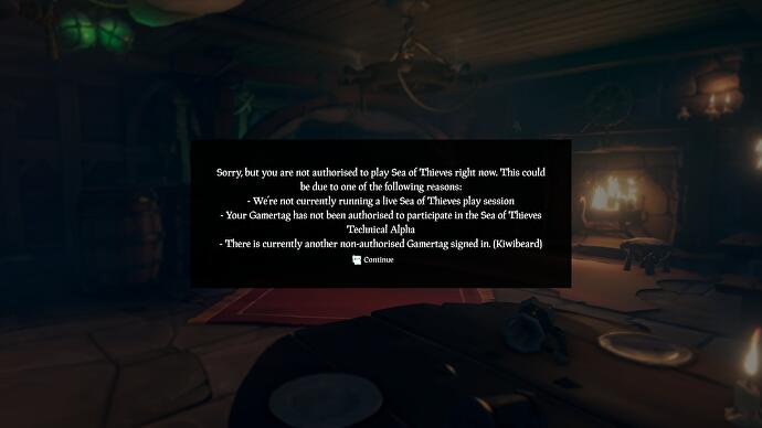 how to get sea of thieves closed beta