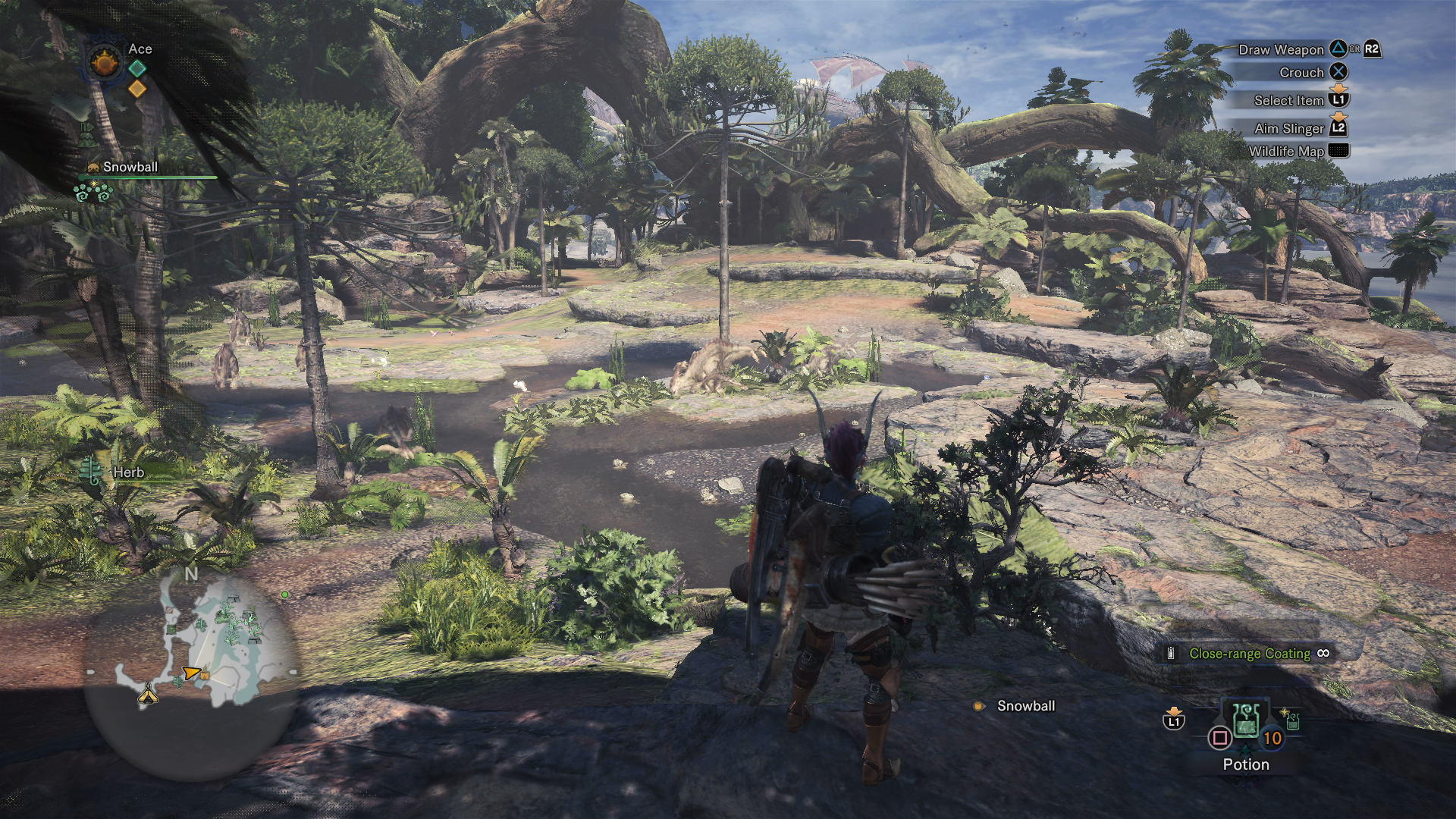 monster_hunter_world_ancient_forest_aptonoth