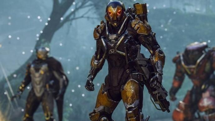 BioWare's Anthem will launch spring 2019, EA confirms