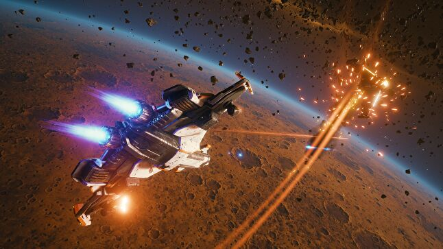 Everspace has now sold well over 200,000 units, and is on 400,000 Steam Wishlists