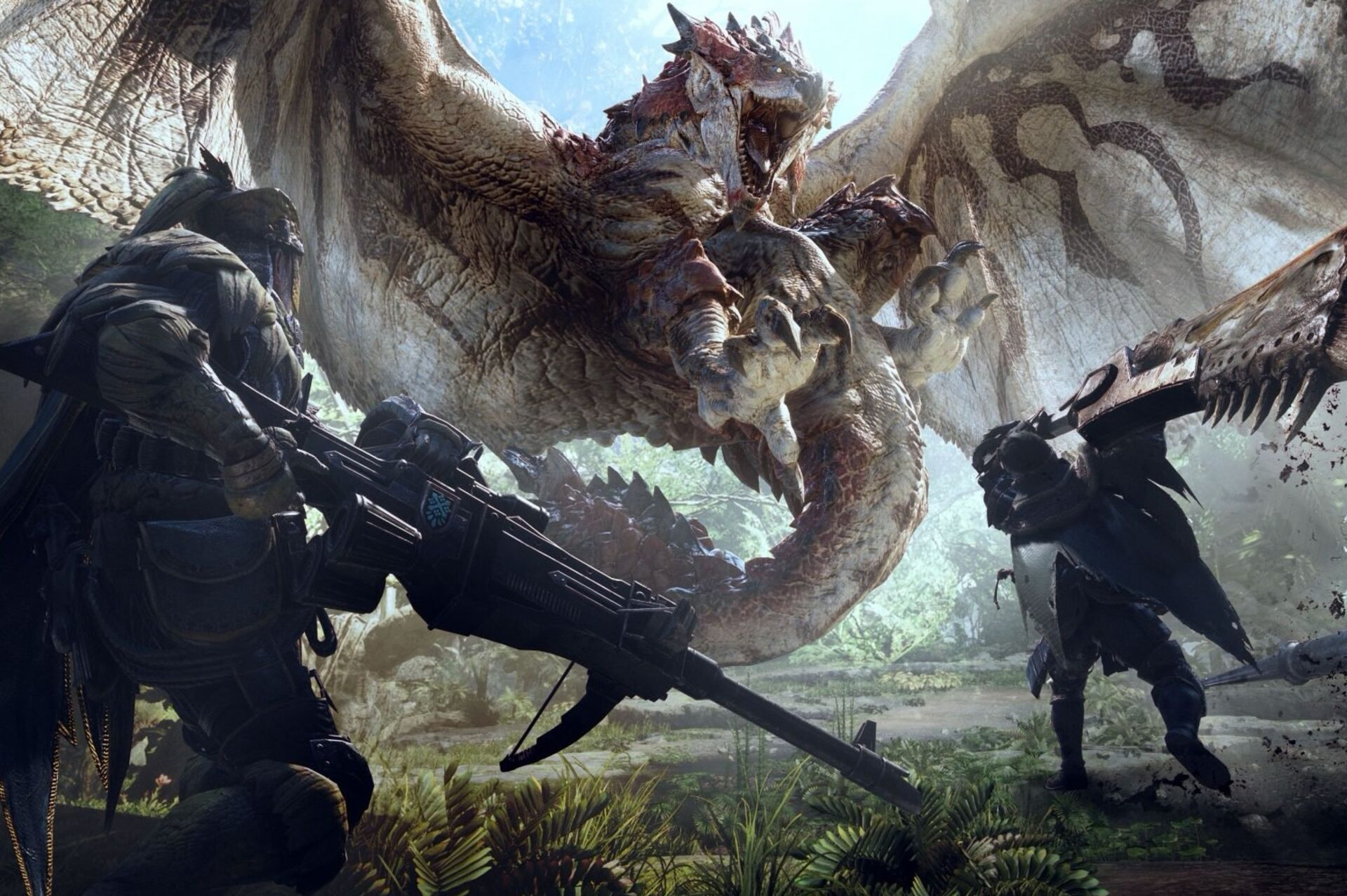 Monster Hunter World tested: four consoles, eight games modes - but