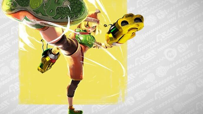 Arms keeps swinging with another new update