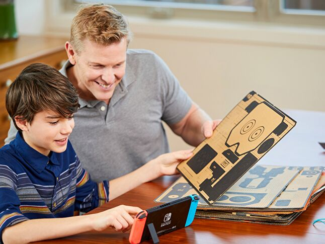 Could Nintendo Labo accelerate Switch sales in the UK?