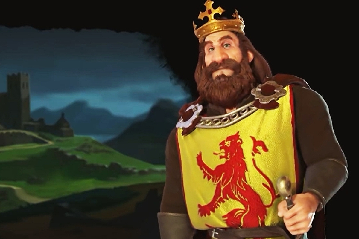 Watch: Here's all the new Civs in Civilization 6: Rise and