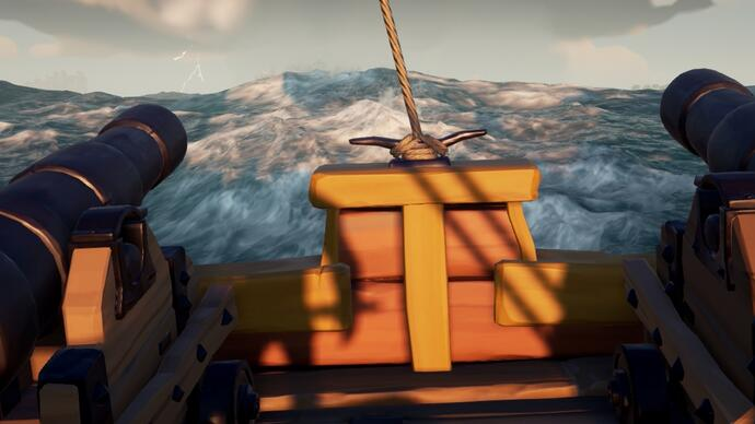 Sea of Thieves open beta mentioned in latest datamine
