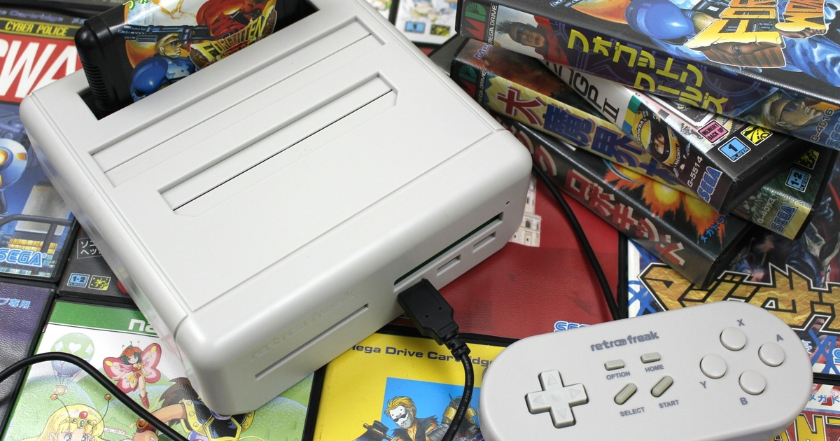 The retro gaming industry could be killing video game preservation ...