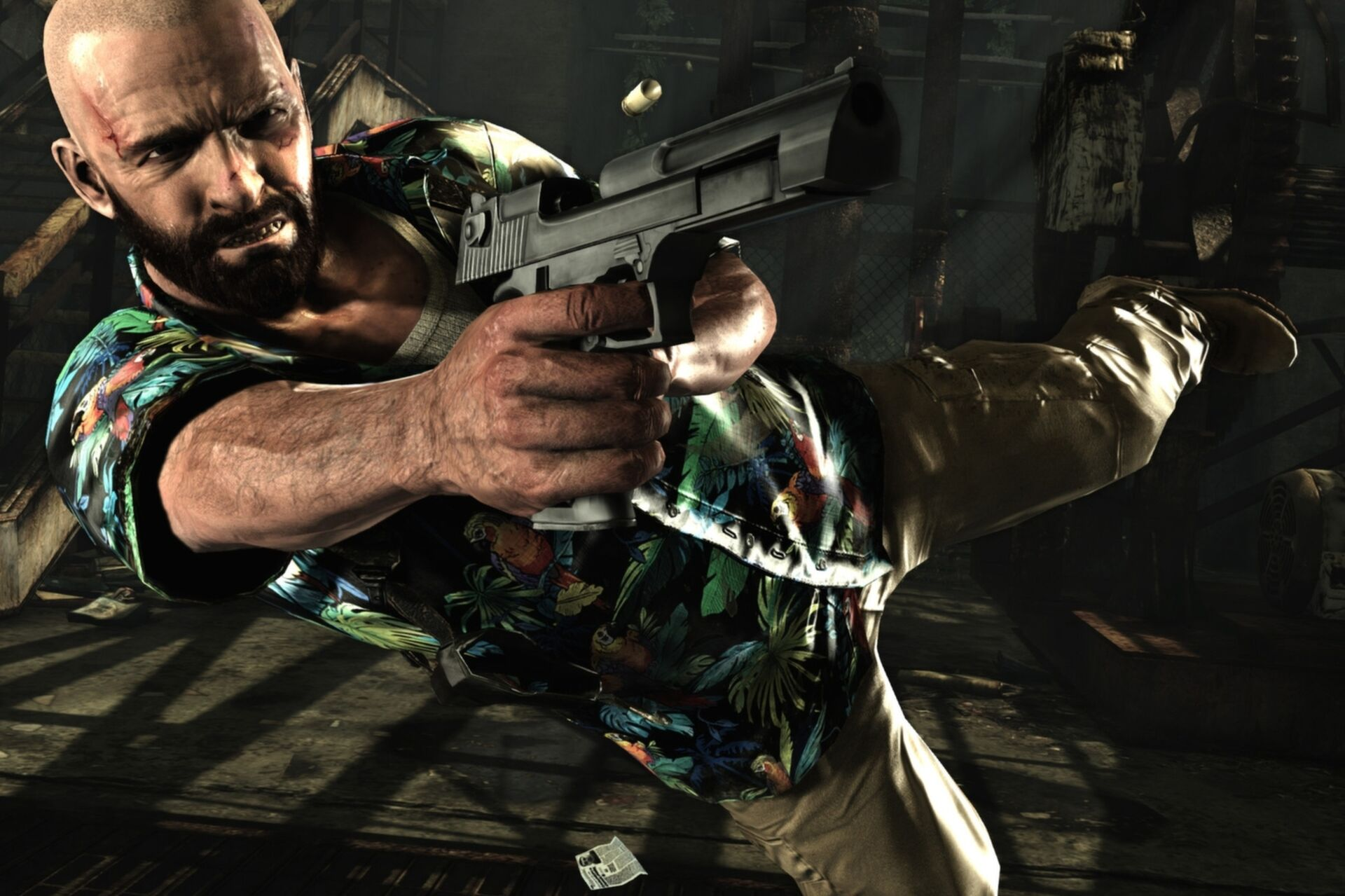 Max Payne 3 And The Conflict At The Heart Of Rockstar S Game