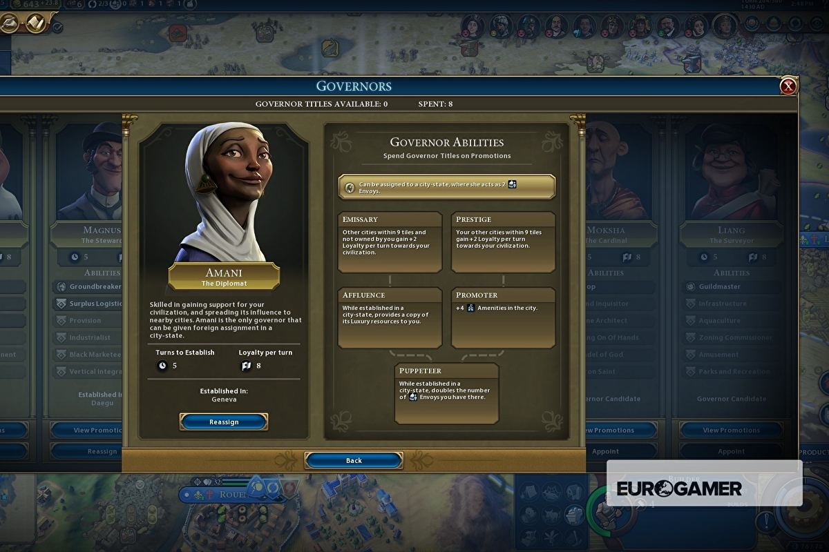 CIV 6 SUPPRESSION PROMOTION