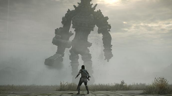 PS4 exclusive Shadow of the Colossus tops chart
