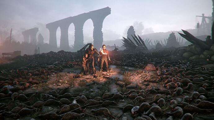 A Plague Tale: Innocence wants to be The Last of Us with ...