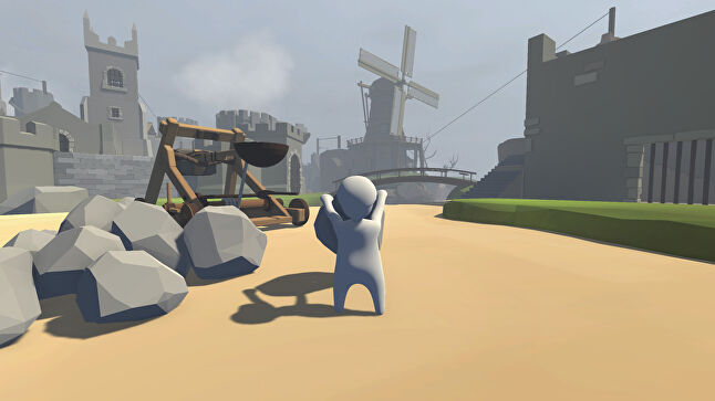 Human: Fall Flat has proven to be so successful that the developer is keen to continue expanding it, with no new project currently in mind